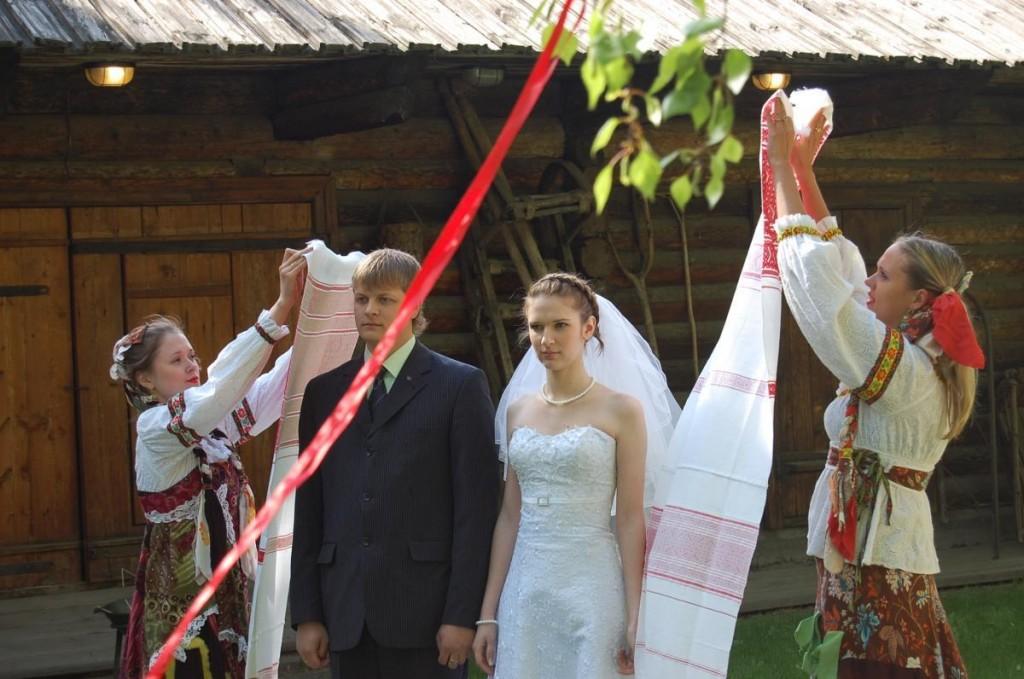 Свадьба ритуалы поздравления 46
